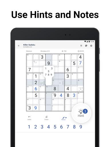 Killer Sudoku by Sudoku.com - Free Number Puzzle 1.0.0 screenshots 23