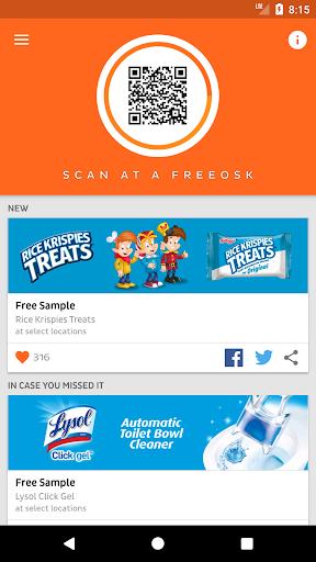 Freeosk 1.9.1 Screenshots 1