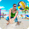 Volleyball Stars - World Mobile Master Game game apk icon