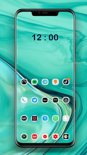 Theme for Oppo A5 2020 modavailable screenshots 5