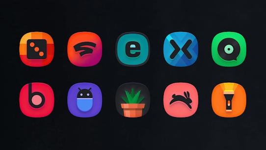 SuperBlack Icon Pack (MOD, Paid) v1.9 2