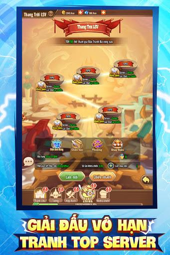 Liu00ean Minh Siu00eau Quu1eady - Lien Minh Sieu Quay  screenshots 4