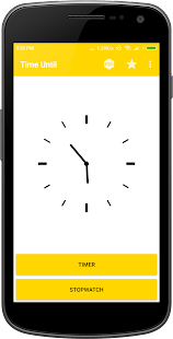 Time Until: Countdown Timer & Stopwatch