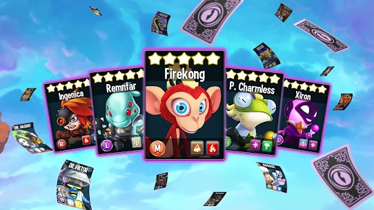 Monster Legends (MOD Always Win, No Skill Costs) 3