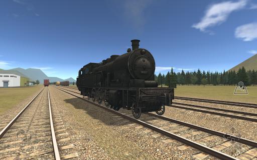 Train and rail yard simulator apkpoly screenshots 3