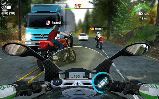 Moto Traffic Race 2: Multiplayer  screenshots 1
