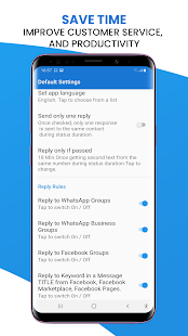 Business SMS Marketing Auto Reply / Text Messaging