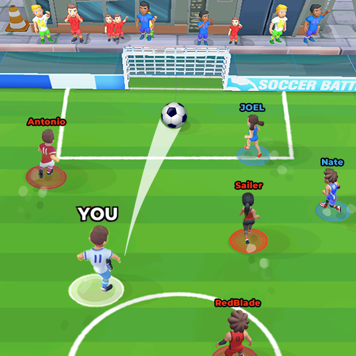 Batalla de Fútbol (Soccer Battle)
