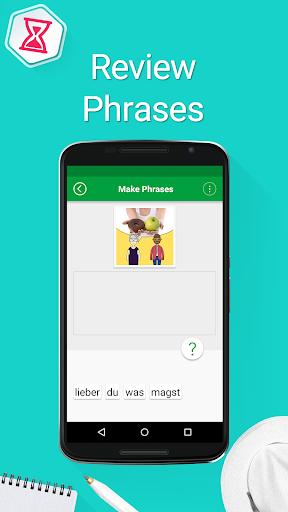 Speak German - 5000 Phrases & Sentences modavailable screenshots 6