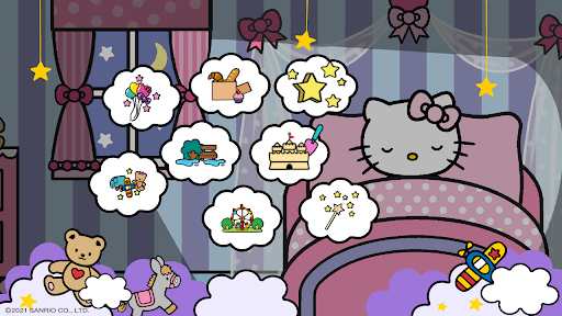 Hello Kitty: Good Night 1.1.2 screenshots 24