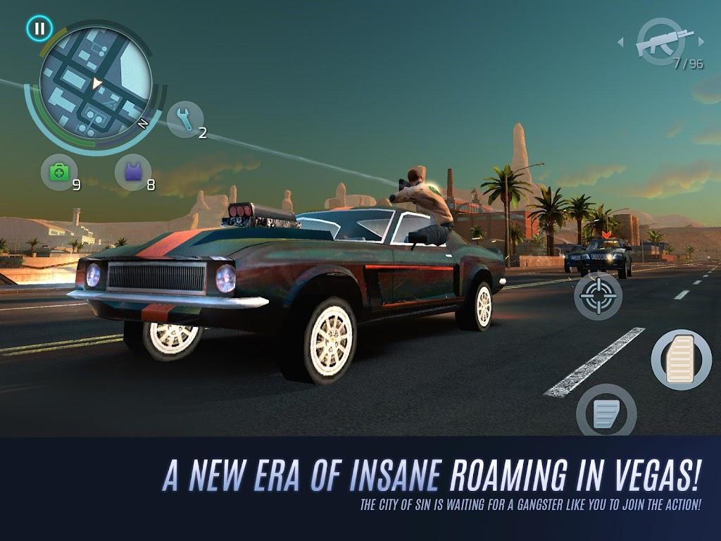 Gangstar Vegas: World of Crime  poster 9