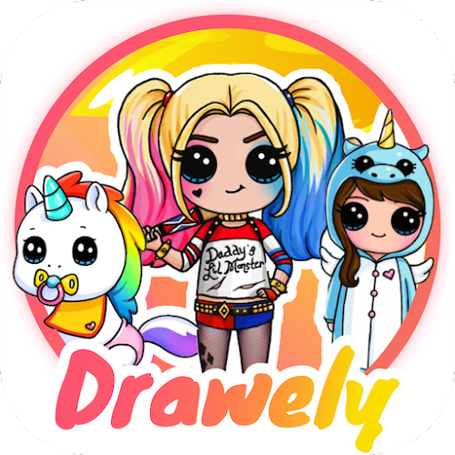 How To Draw Cute Girls for Android - APK Download
