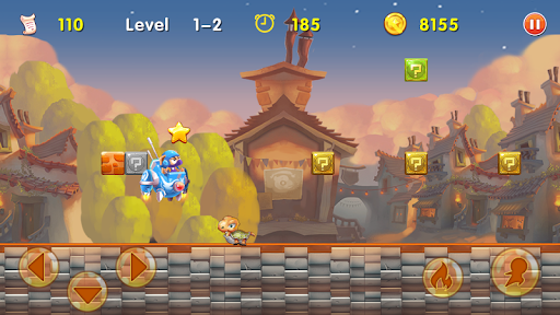 Super Dragon Boy - Classic platform Adventures 1.3.6.109 screenshots 9
