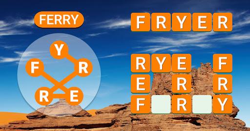 Word Cross Puzzle  screenshots 7