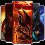 Dragon Wallpaper  🐲🔥