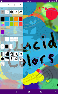 Lucid Colors Drawing