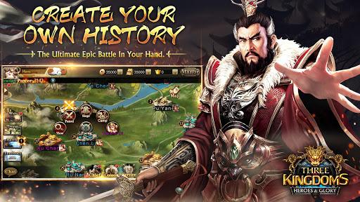 Three Kingdoms: Heroes & Glory screenshots 1