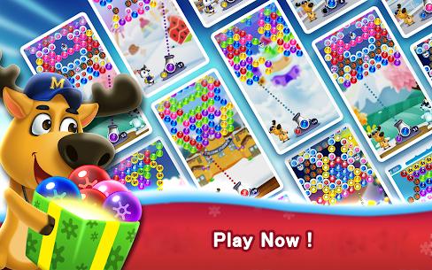Bubble Shooter MOD APK- Frozen Pop (Unlimited Lives) Download 4