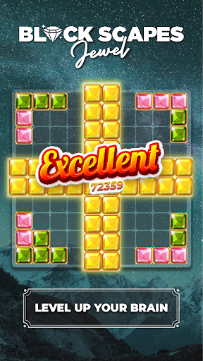 Blockscapes Jewel Puzzle Game 1.1.0.8 screenshots 4