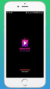 Super IPTV Player Xtream Code API