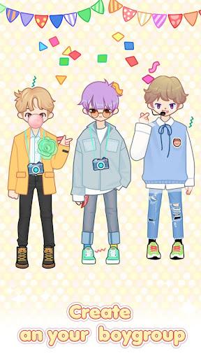 MYIDOL (#Dress up #BoyGroup #k-star #k-pop) 2.0.15 Screenshots 7