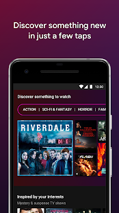 Google Play Movies & TV 4.27.38.65-tv Screenshots 1