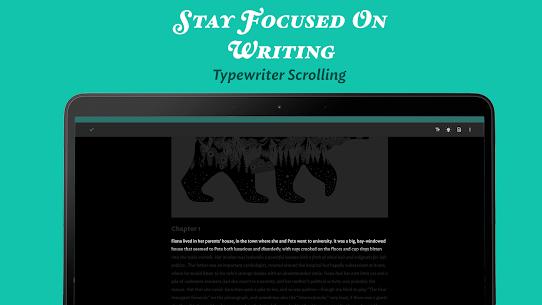 JotterPad – Writer, Screenplay, Novel (MOD, Premium) v13.0.11 21