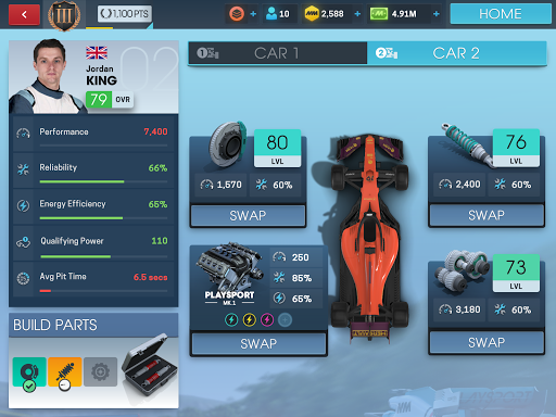 Motorsport Manager Racing  screenshots 11