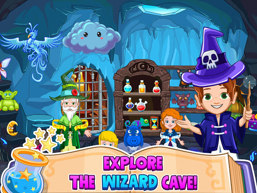 ud83euddd9Magic Wizard World ud83cudf0e A World Game for Kids Free 1.13 Screenshots 8