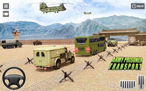 Army Bus Driver u2013 US Military Coach Simulator 3D 0.1 screenshots 21