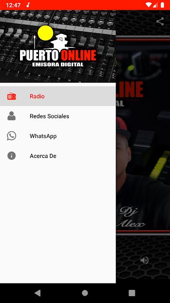Puerto Online screenshot 2
