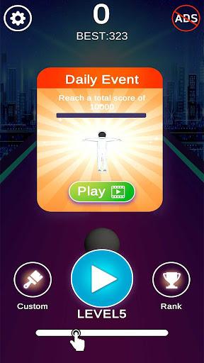 Gate Rusher: Addicting Endless Maze Runner Games 2.2.4 screenshots 4