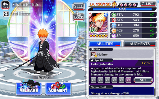 BLEACH Brave Souls - 3D Action 11.3.2 screenshots 12