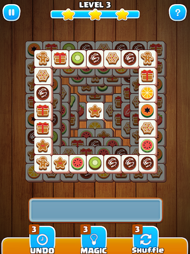 Tile Match Sweet - Classic Triple Matching Puzzle  screenshots 11