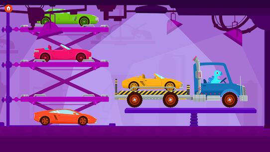 Dinosaur Truck  Car For Pc | How To Use – Download Desktop And Web Version 1