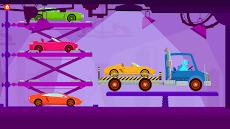 恐竜トラック-子供向けのカーシミュレーターゲームのおすすめ画像1