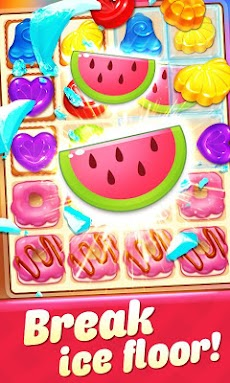 キャンディスマッシュ -  2021マッチ3パズル無料ゲームのおすすめ画像5