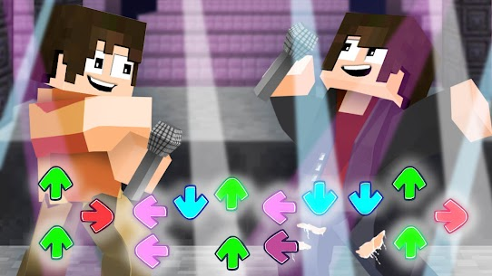 Mod Of Friday Night Funkin For Minecraft Apk Download , Mod Of Friday Night Funkin For Minecraft Apk Android , New 2021 1
