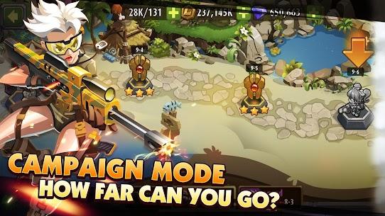 Magic Rush Heroes Mod APK Unlimited Diamond Money 1.1.309 5