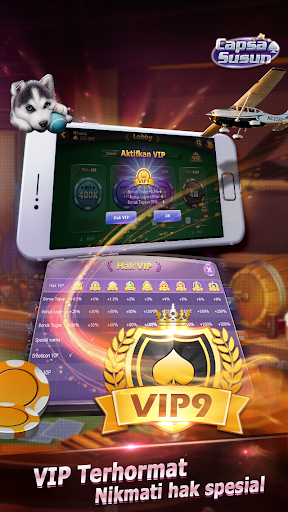 Capsa Susun(Free Poker Casino) 1.7.0 Screenshots 13
