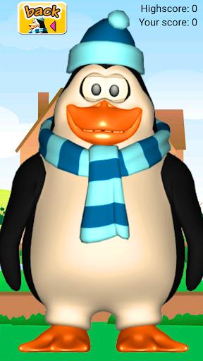 Talking Pengu & Penga Penguin - Virtual Pet  screenshots 4