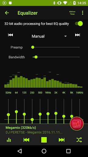 Record, Europa, Nashe Unofficial radio app modavailable screenshots 2