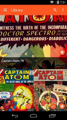 Astonishing Comic Readerのおすすめ画像5