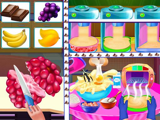 Cake Maker And Decorate - Cooking Maker Games apkdebit screenshots 3