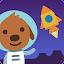 Sago Mini Space Blocks Builder icon