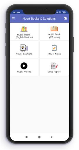 Ncert Books & Solutions 3.8 screenshots 1
