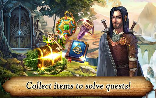 Runefall - Medieval Match 3 Adventure Quest screenshots 11