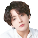 Jungkook BTS WASticker - Androidアプリ