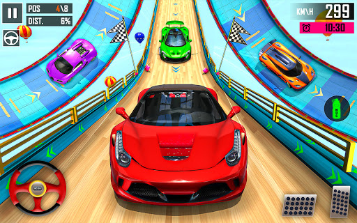 Mega Ramp Car Stunt Games 3d  screenshots 9
