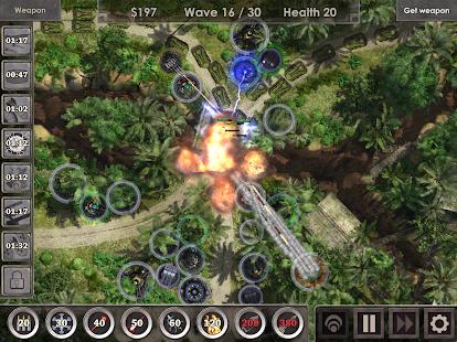 Defense Zone 3 HD 1.5.7 screenshots 3